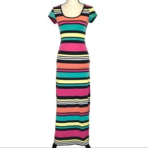 I'm In Love With Derek Striped Maxi